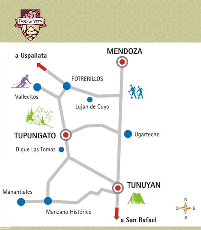 Cuyo Location Valle de Uco Mendoza